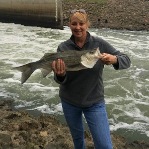Dawn Buehler, Kansas Riverkeeper