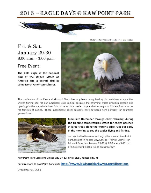 Eagle Days flyer 2016