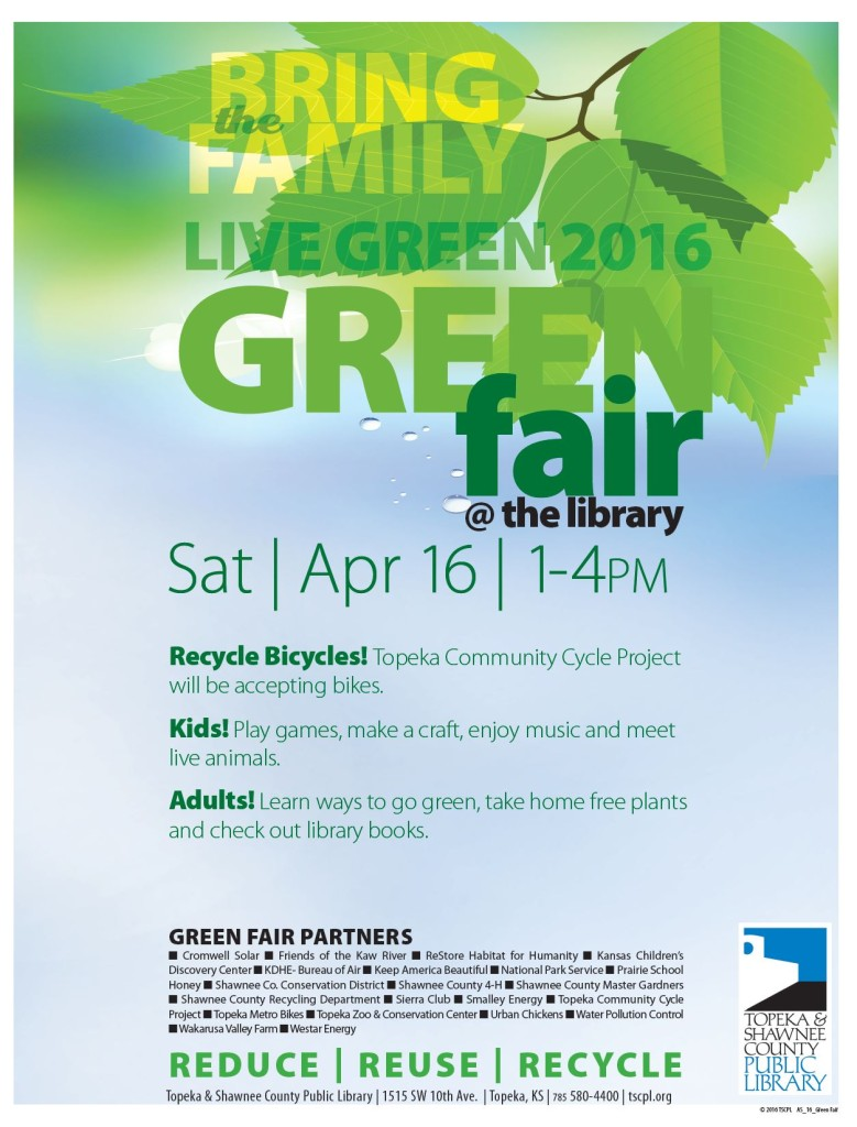 Topeka Green Fair 2016