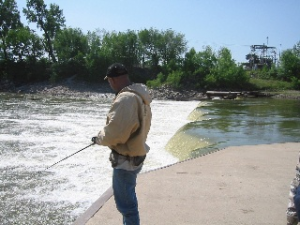 FishingTopWeir