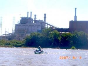 Techumseh Weir