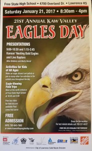 Kaw valley eagles day