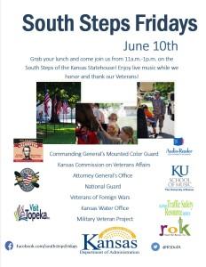 June 10th Poster