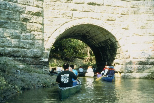 Limestone RR Bridge