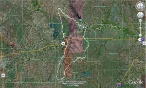 Upper Kansas River Watershed HUC 10270101