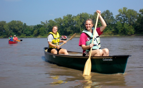 canoers hydrocache page